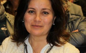 Cristina BIDEGAIN, nouvelle médecin